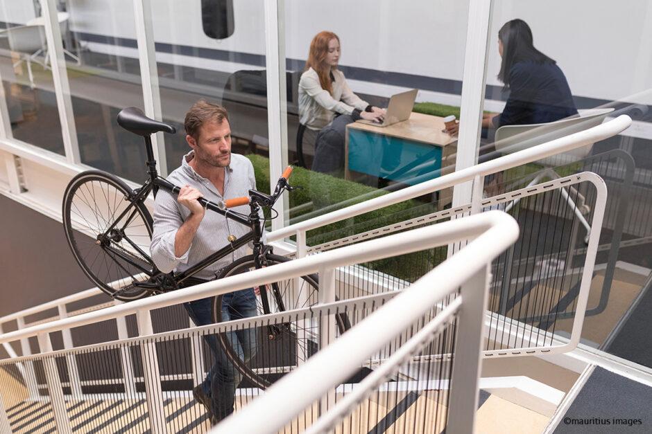 Fahrräder für Ihre Arbeitnehmer