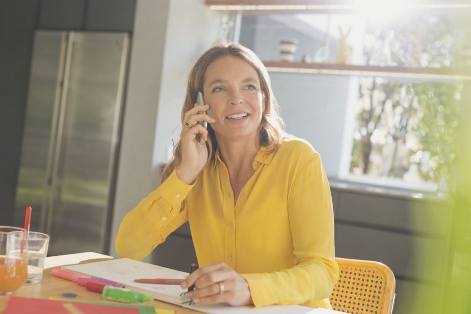 Die richtige Vorbereitung aufs Telefoninterview